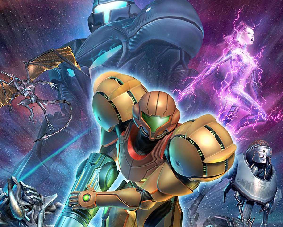 La historia de Metroid Prime 4